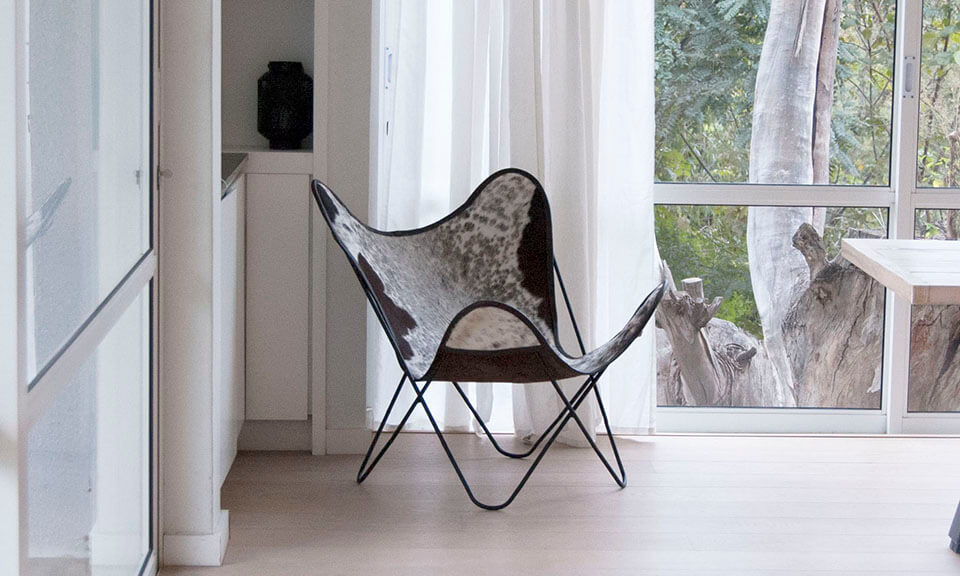 Hide Butterfly Chairs